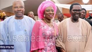 Why I established a foundation to eradicate Poverty in Nigeria--Ebenezer OBEY