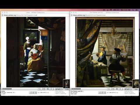 Baroque in Northern Europe  Vermeer