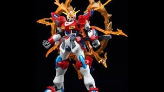 review hg kamiki burning gundam