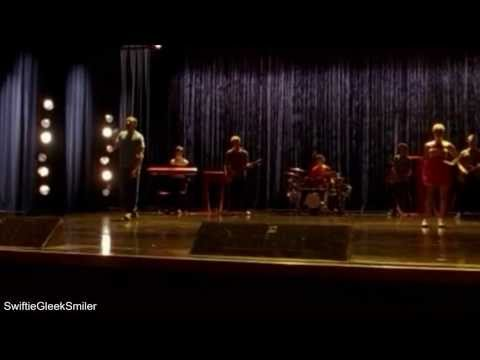 GLEE  Everybody Talks Full Performance  Music Video
