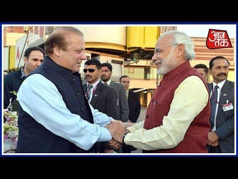 PM Modi Meets Nawaz Sharif After 17 Months: Khabare Superfast