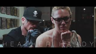 """In The Girls Corner new trailer by Shutter Sounds Pictures song """"Hard"""" by D1C3 airing on Inked"""