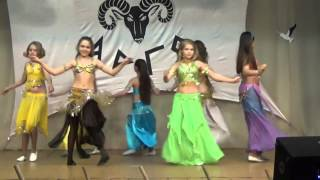 Отчётный концерт - ДК Краснолесье - Полная версия