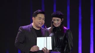 Jack & KICM 'bội thu' giải thưởng, Jack 'lộ diện' gửi lời cảm ơn đến khán giả  tại ZMA 2019