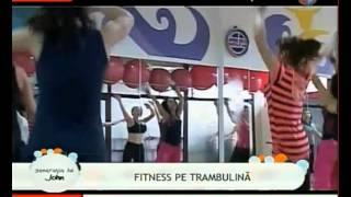 Zumba Artis la Prahova TV