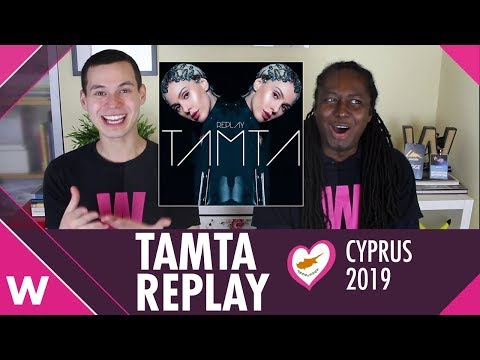 "Cyprus | Eurovision 2019 reaction video | Tamta ""Replay"""