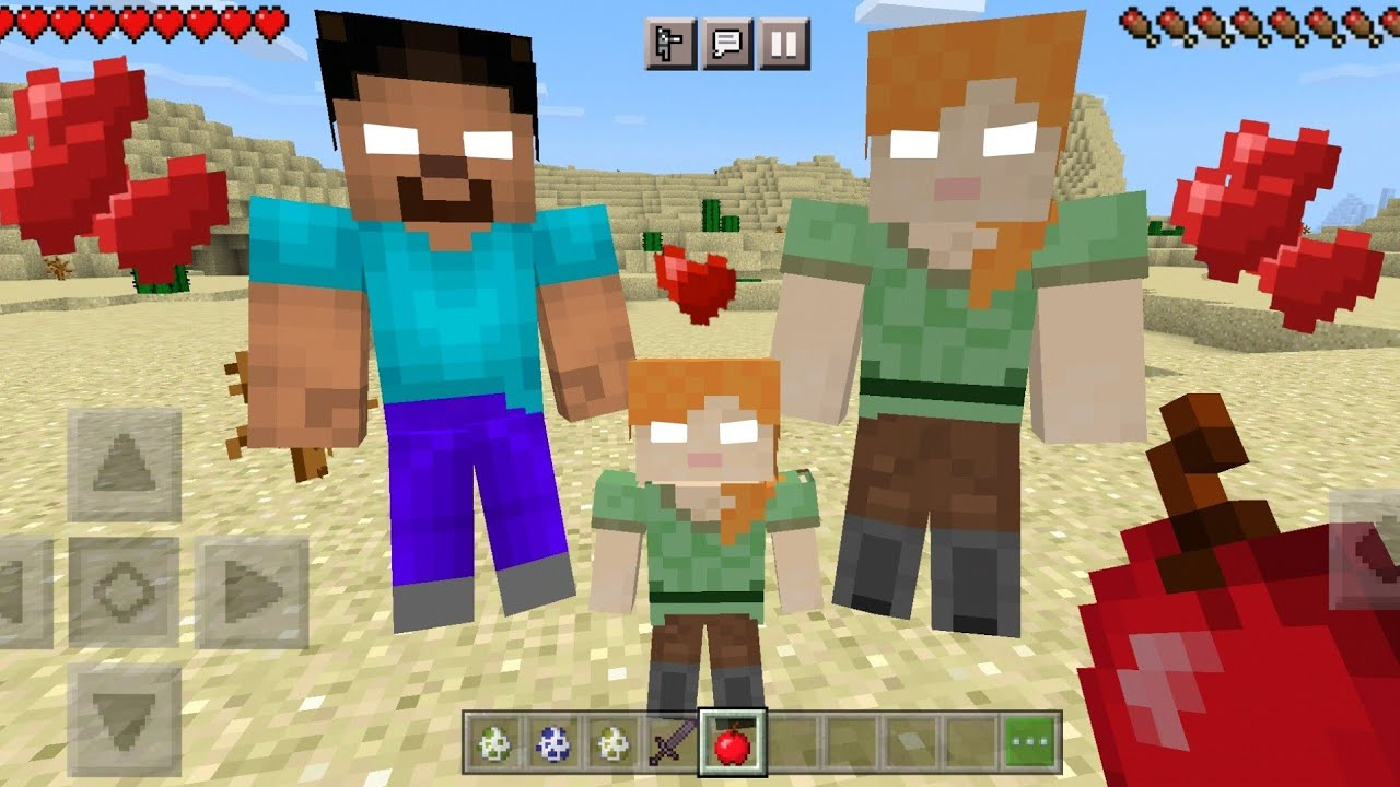Download How to Breed Herobrine in Minecraft !