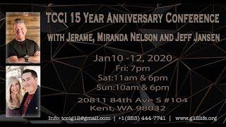 15 Year Anniversary 2 Jerame Nelson Prophetic Service Джереми Нельсон Пророческое служение