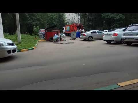 Химки, Юбилейный проспект, 24.07.2018, РСО