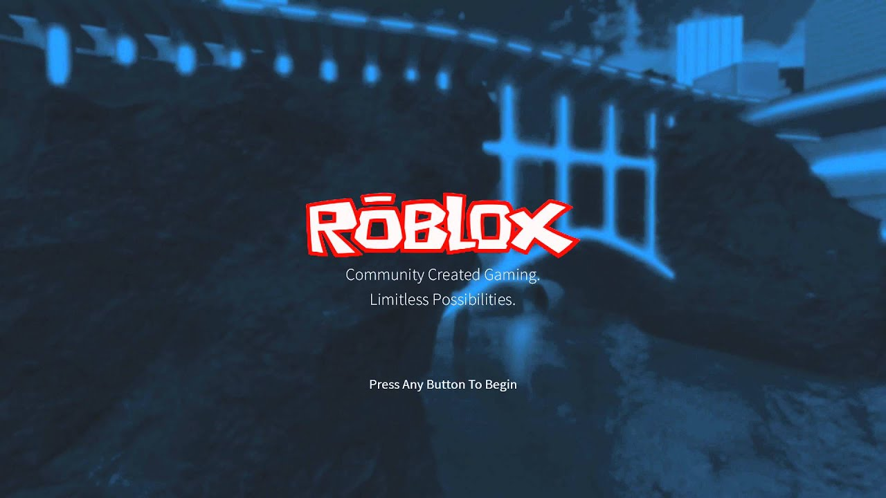 Roblox Title Screen Pc Mobile Xbox One Youtube
