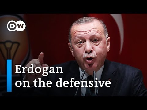 Turkey's Syria offensive: Can Erdogan be reined in? | DW News