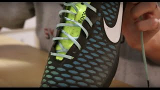 How To Properly Lace Your Shoes!