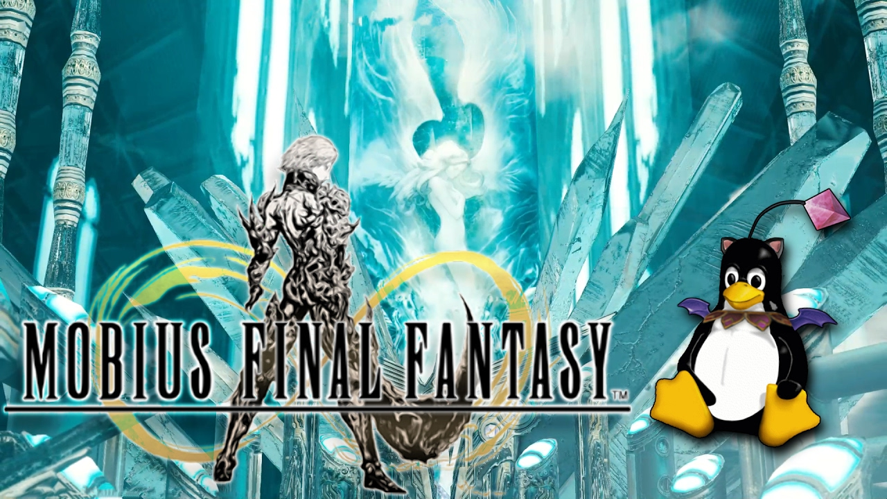 Mobius Final Fantasy Steam edition on Linux using Wine ...