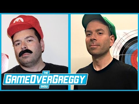 Brian Altano and Nick Scarpino OneOnOne  The GameOverGreggy