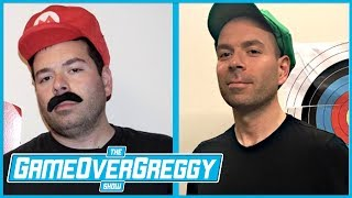 Brian Altano and Nick Scarpino One-On-One - The GameOverGreggy Show