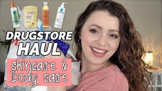 My classic haul of everything BUT makeup - mostly skincare, body & ...