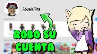 I TAKE MY ABUELA'S ROBLOX ACCOUNT * COST YOUR ROBUX *