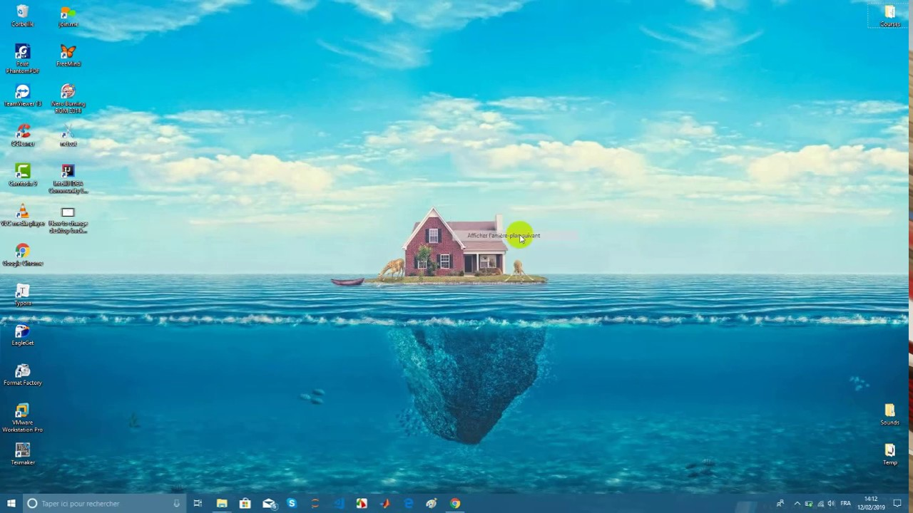 How To Set A Desktop Wallpaper Background Slideshow In Windows10