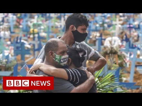 Coronavirus: Six months that changed our world - BBC News