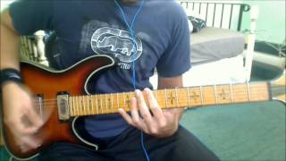 Nothingface - Beneath (Guitar Cover)