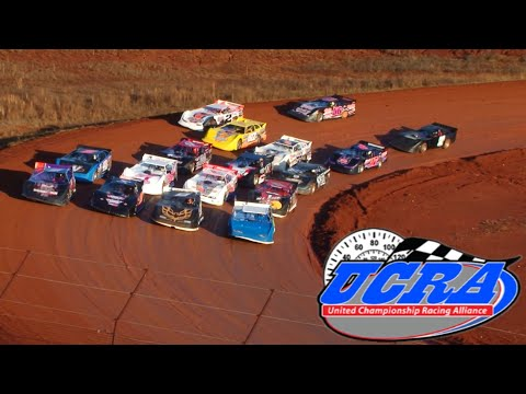 United Championship Racing Alliance @ I-75 Raceway   Feature (11-24-19) - dirt track racing video image