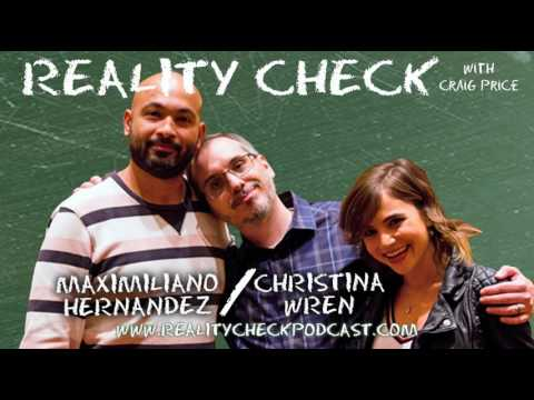 Episode 222  Maximiliano Hernandez and Christina Wren