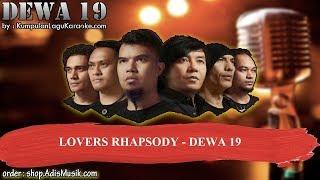 Lovers Rhapsody   Dewa 19 Karaoke