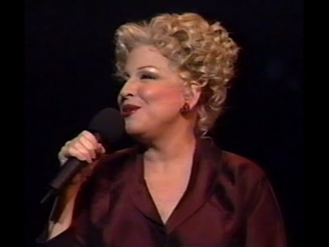 Bette Midler - Sunrise Sunset (Live Divine Miss Millenium)