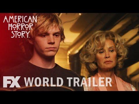 American Horror Story: Murder House | Season 1: International Trailer | FX