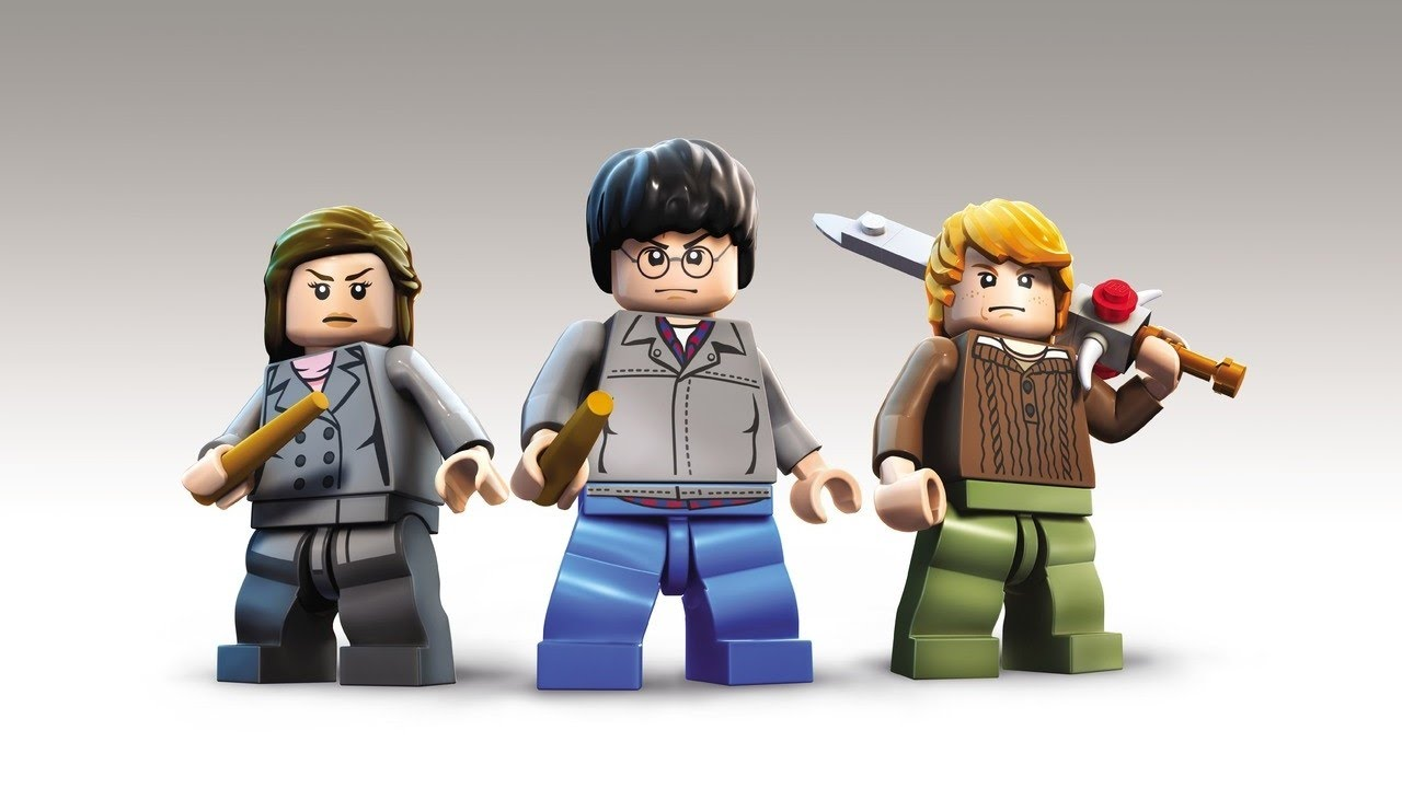 lego harry potter years 5 7 all unlockable characters