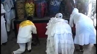 HAITIAN VODOU/SOCIETE TIPATIPA MANMIE TOYE/SORTIE KANZO 2015 BAINETSALUT LOCO//-786-326-0365