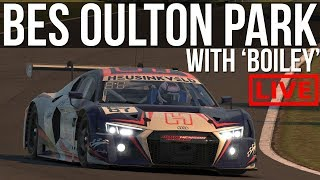 iRacing - BES 3 Hours of Oulton Park FT. 'Boiley'