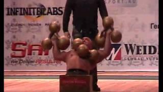 Сергей Истомин на Чемпионате России 2011 по ББ, Ф и БФ.wmv