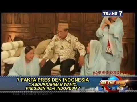 On The Spot - 7 Fakta Presiden Indonesia