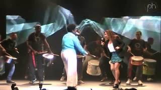 Daniela Mercury e Ellen Oléria - O Canto da Cidade @ Prêmio Rio Sem Preconceito 2013 - Pheeno TV