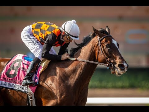 Santa Anita Park Carrera 8 (The Santa Margarita Stakes G2) - 27 de Abril 2019