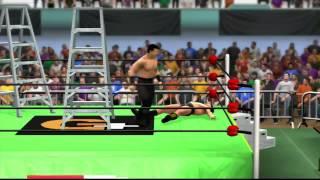 wwe 2k14 iwgp heavyweight championship tournament final m chono vs j tsuruta