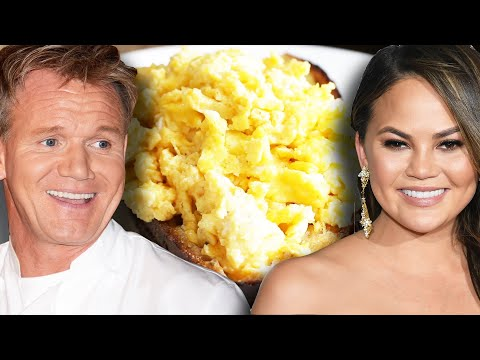 Thumbnail: Which Celebrity Makes The Best Scrambled Eggs?