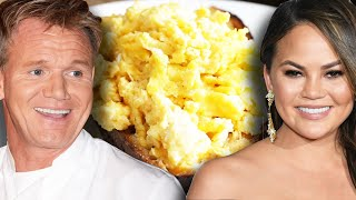 Which Celebrity Makes The Best Scrambled Eggs? thumbnail