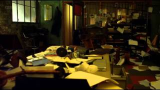 Dirk Gently - You stabbed my chair