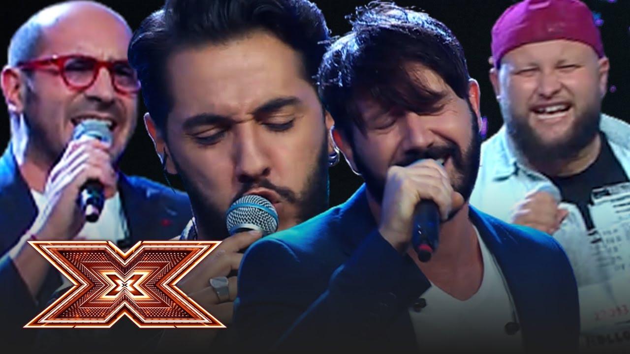 Florin Ristei, emoționat și fericit! Trupa  Super 4 cântă senzațional la X Factor