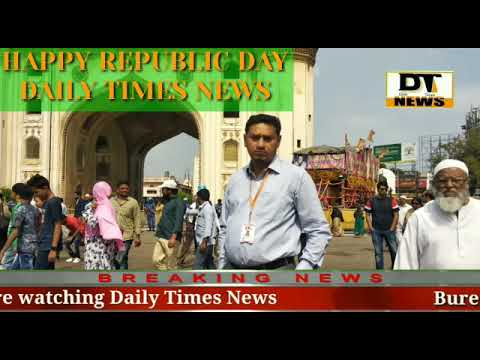 Happy Republic Day Daily Times News