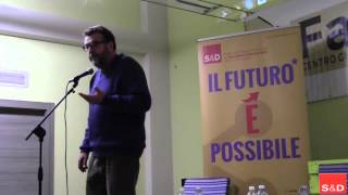 Image for vimeo videos on Politica bene comune. Intervento di Ugo Mattei