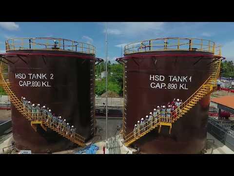 PLTG 25 MW Nias