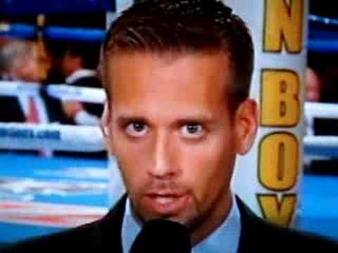Max Kellerman ripping apart Boxing judges (9/16/08