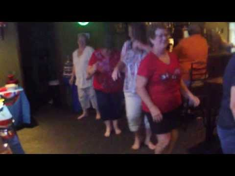 Electric Slide video 2