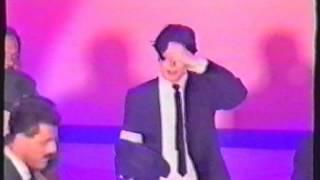 Michael Jackson Wetten Dass 1995 Rehearsals