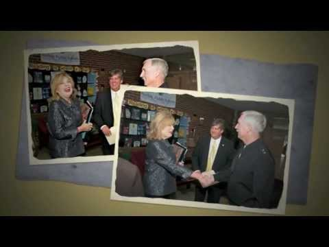 Slide Show: CPB President Visits Sewells Point Elementary School