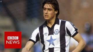 Footballer  'I wanted to kill my abuser'   BBC News