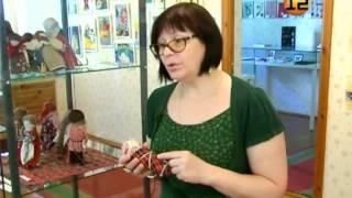 Выставка кукол в Йошкар-Оле